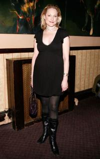 Kate Blumberg at the after party of the premiere of