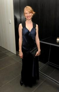 Pepper Binkley at the after party of the New York premiere of