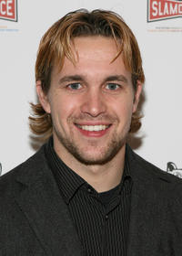 Trevor Matthews at the premiere of