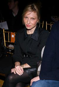 Tatum O'Neal at the Cynthia Rowley Fall 2008 fashion show during Mercedes-Benz Fashion Week Fall 2008.