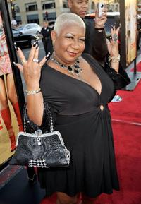 Luenell at the premiere of