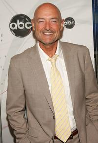 Terry O'Quinn at the ABC Upfront presentation at Lincoln Center.