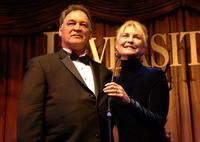 Ed O'Ross and Dee Wallace Stone at the MMPA's 13th Annual Diversity Awards.