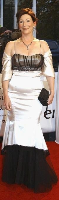 Kate O'Toole at the Irish Film and Television Awards.