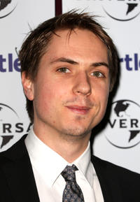 Joe Thomas at the Chortle Awards 2012 in London.