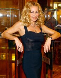 Ana Obregon at the presentation of new jewellery collection Chopard