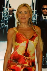 Ana Obregon at the Spanish premiere of