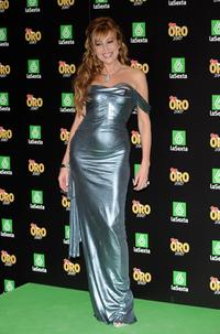 Ana Obregon at the 36th TP Television Awards.