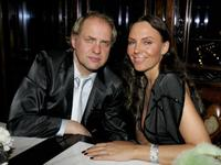 Uwe Ochsenknecht and Natascha Ochsenknecht at the premiere party of