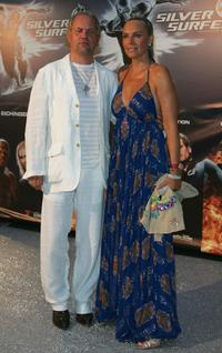 Uwe Ochsenknecht and Natascha Ochsenknecht at the premiere of