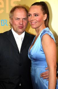 Uwe Ochsenknecht and Natascha Ochsenknecht at the Bavarian Film Awards.