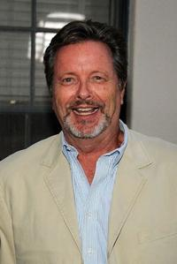 Ian Ogilvy at the premiere of