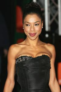 Sophie Okonedo at the Orange British Academy Film and Television Awards.