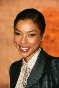 Sophie Okonedo at the Sony Ericsson Empire Film Awards 2005.