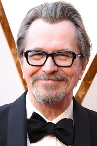 Gary Oldman at the 90th Annual Academy Awards in Hollywood.