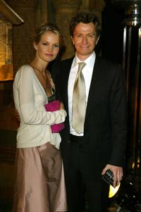 Gary Oldman and Elsa at the UK Party of