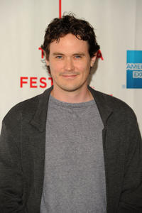 Gabriel Olds at the New York premiere of