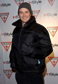 Gabriel Olds at the In-Style party during the Sundance Film Festival.