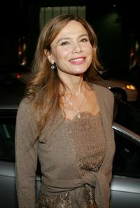 Lena Olin at the