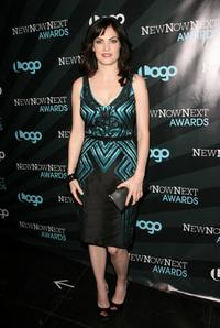 Jill Bennett at the 2008 NewNowNext Awards.