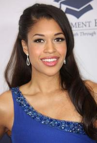 Kali Hawk at the Fulfillment Fund's Annual Stars 2009 benefit gala.
