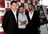 Tom Bernard, David Michod and Sullivan Stapleton at the premiere of