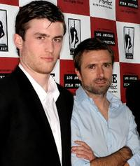 Tom Bernard and David Michod at the premiere of