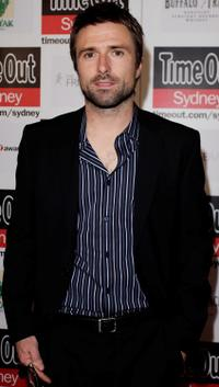 David Michod at the premiere of