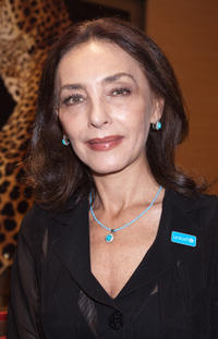 Maria Rosaria Omaggio at the 2009 Cartier Love Day in Rome.