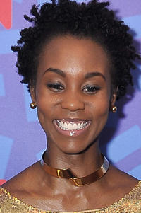 Joniece Abbott-Pratt at the opening night of