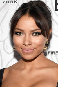 Jessica Parker Kennedy at the Entertainment Weekly Celebration of SAG Award Nominees in Los Angeles.