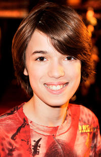 Remy Thorne at the California premiere of