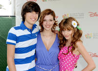 Remy Thorne, Dani Thorne and Bella Thorne at the 21st A Time For Heroes Celebrity Picnic to benefit the Elizabeth Glaser Pediatric Aids Foundation in California.