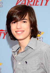 Remy Thorne at the Variety's 3rd Annual Power of Youth Event in California.