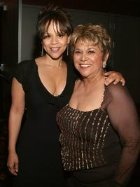 Lupe Ontiveros and Rosie Perez at the 2004 Cielo Latino Awards Presented by The Latino Commission.