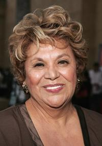 Lupe Ontiveros at the West Coast premiere of