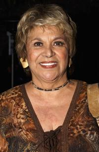 Lupe Ontiveros at the after-party for the Los Angeles premiere of