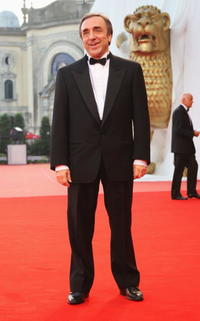 Silvio Orlando at the 65th Venice Film Festival Closing Ceremony.