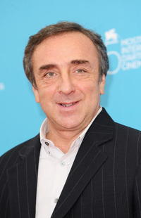 Silvio Orlando at the 65th Venice Film Festival.