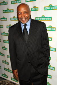 Roscoe Orman at the Sesame Workshop's 7th Annual Benefit Gala.