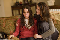 Lindsay Lohan and Julia Ormond in
