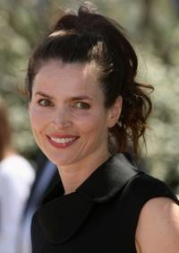 Julia Ormond at the photocall of