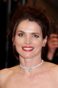 Julia Ormond at the premiere of