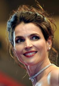 Julia Ormond at the screening of