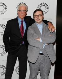 Ted Danson and John Hodgman at the