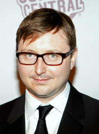 John Hodgman at the Comedy Central's Primetime Emmy Awards.