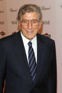 Tony Bennett at the New York screening of