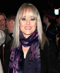Tracie Bennett at the Theatregoers Choice Awards.
