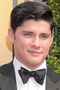 Richardo Hoyos at the 2015 Creative Arts Emmy Awards in Los Angeles.