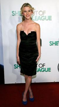 Kim Shaw at the Las Vegas premiere of